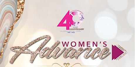 40th Advance Anniversary: Anchored! tickets