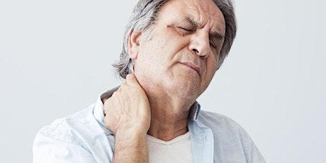 The neck: Clinical rehabilitation- 16 -17 January 2021 tickets