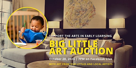 big LITTLE Art Auction tickets