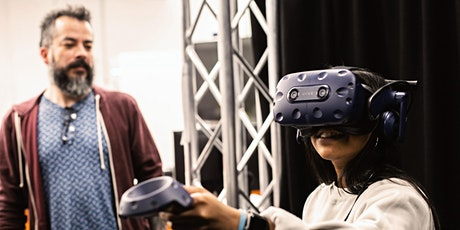 Staying Power: Engagement, purpose and reward in VR games tickets