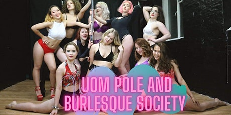 Beginners Pole! tickets