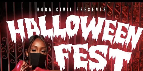 HALLOWEEN FEST DAY PARTY @ SUITE LOUNGE tickets