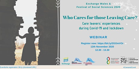 Who Cares for those Leaving Care? Care leavers' experiences during Covid 19 tickets