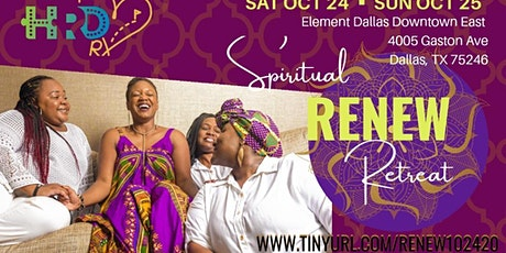 Spiritual Renewal Retreat tickets