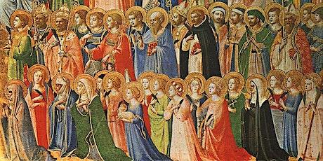 Sunday All Saints' Day Eucharist (10 AM, BAS)