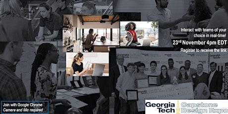 Fall 2020 Georgia Tech Capstone Design Virtual Expo tickets