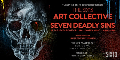 THE SIX13 ART COLLECTIVE tickets