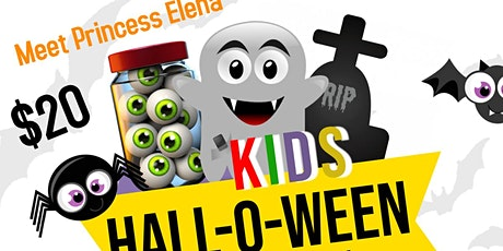 Hall-O-Ween Party 2020 tickets
