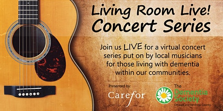 Living room Live! Concert Series: Folk Music with Chris White