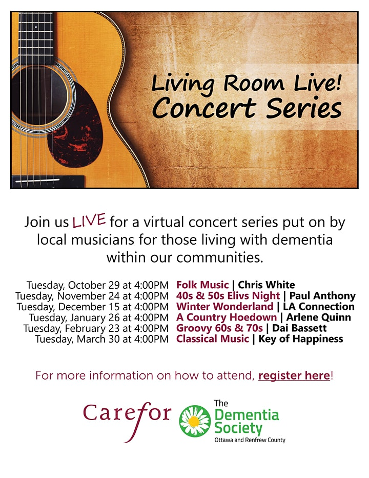 Living Room Live  Concert series-A Country Hoedown with Arlene Quinn image