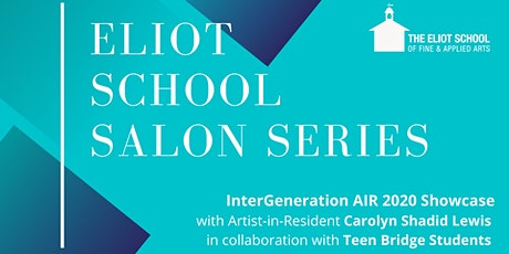 Salon Series: InterGeneration AIR 2020 Showcase tickets