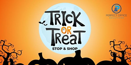 Perfect Trick or Treat Stop n Shop tickets