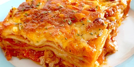 Learn to Make Lasagna from Home