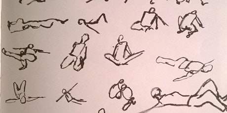 Dance Croquis and Figureprints Performance tickets