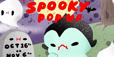 Wawe Spooky Pop Up / Spectra Sweet and Spooky Art Show tickets