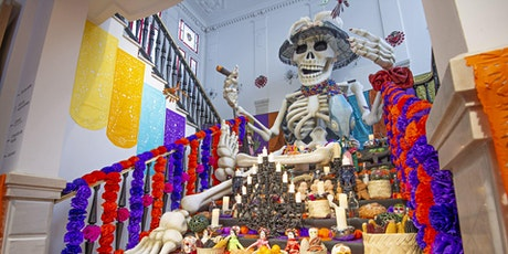 Recorridos guiados durante Día de Muertos (Martes) Ampliación entradas