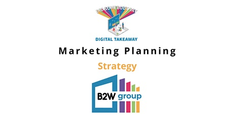 Marketing Planning - Strategy tickets