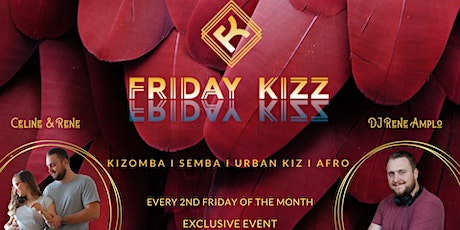 Friday Kizz Practice Night and Practice Party for 30  people + Party Tickets