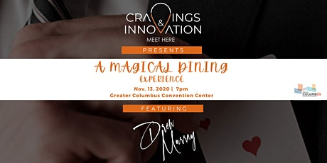 A Magical Dining Experience tickets