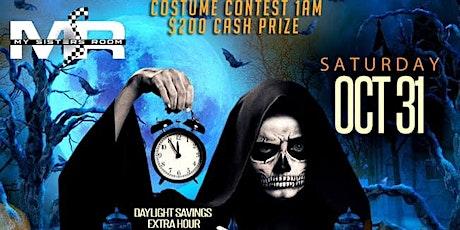 Halloween  MSR Costume Contest Limited Capacity
