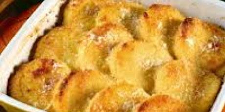 Gnocchi Alla Romana Dinner with a Holiday Tiramisu dessert tickets