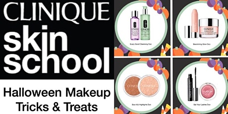 Clinique Halloween Tricks and Treats tickets