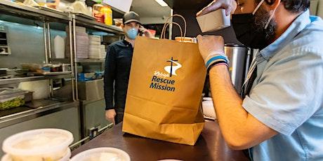 Thanksgiving Meal Packaging - Volunteer tickets
