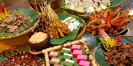 Taste of Malaysia - all you can eat buffet tickets