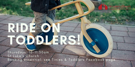 Ride On Toddlers! tickets