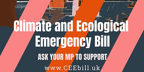 How the UK can truly lead on global Climate Action – the CEE Bill tickets