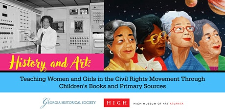 History and Art: Women and Girls of the Civil Rights Movement tickets