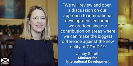 International Development Programme Covid Review - Civil Society Roundtable tickets