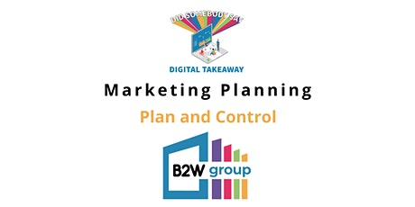 Marketing Planning - Plan and Control tickets