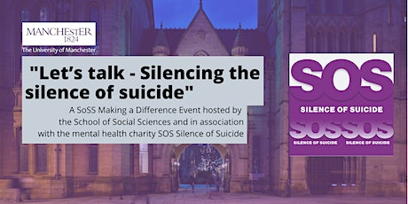 """Let's talk - Silencing the silence of suicide"" tickets"