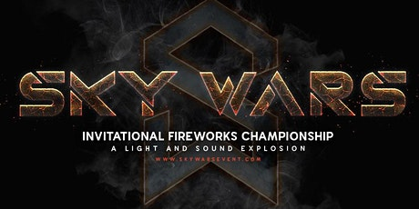 2021 Sky Wars - the 16th Annual MOpyro Invitational Fireworks Championship tickets