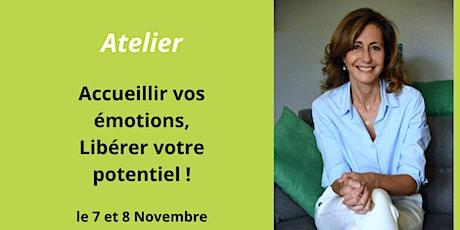 """Atelier  """" Accueillir nos émotions, libérez notre potentiel """" billets"""