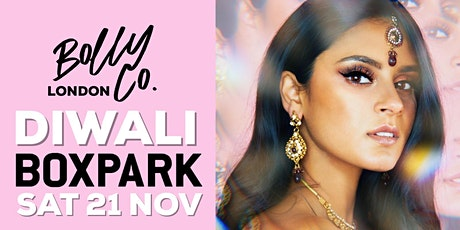 BollyCo Diwali x Boxpark (EVENING SHOW) tickets
