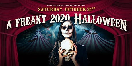 A Freaky 2020 Halloween Tickets