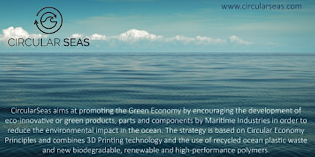 Circular Seas Workshop 3 - Business Case Analysis and Ideation Workshop tickets