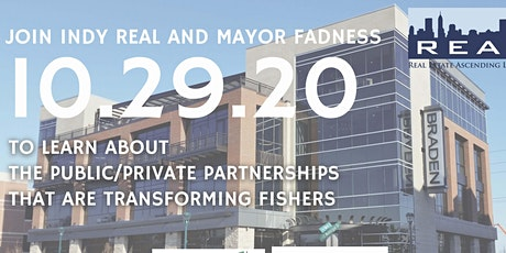 Join INDYREAL and Mayor Fadness tickets