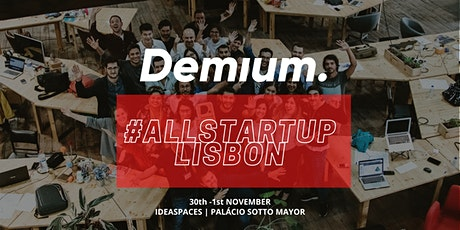 Pitch & Network #AllStartup Lisbon tickets