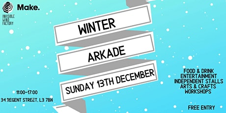 Winter Arkade tickets