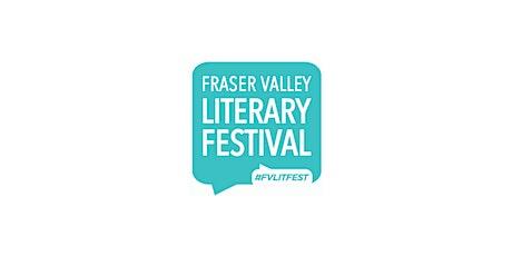 Fraser Valley Literary Festival tickets