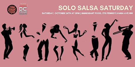 Solo Salsa Saturday tickets