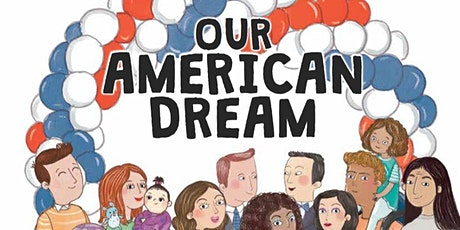 'Our American Dream': Author Reading & Talk at Kids Euro Fest 2020 tickets