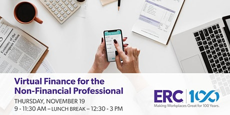 Virtual Finance for the Non-Financial Professional tickets