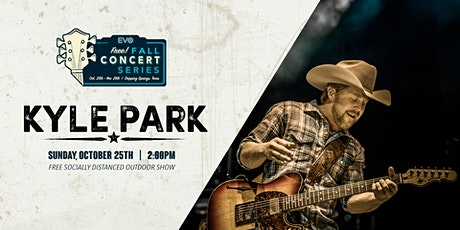 Kyle Park : Free Fall Concert Series tickets