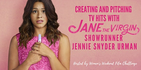 """Creating and pitching TV hits with """"Jane the Virgin"""" showrunner tickets"""