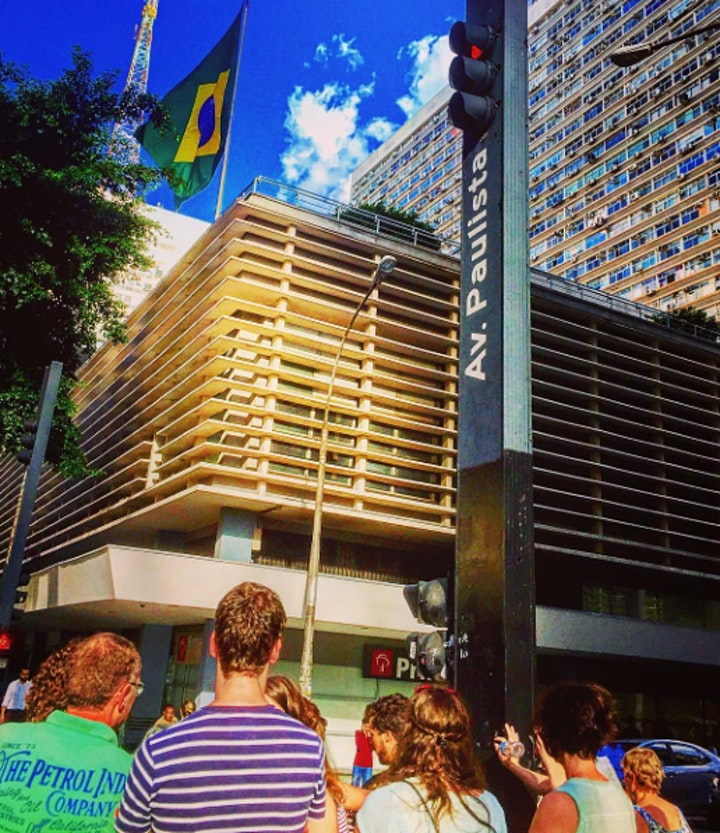 SP Free Walking Tour - PAULISTA AVE (English) image