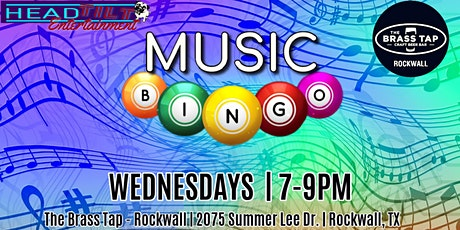 Music Bingo at The Brass Tap- Rockwall,TX tickets